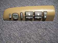CHEVY S10 MASTER POWER WINDOW SWITCH LOCK MIRROR BLAZER BRAVADA 98-05 TAN