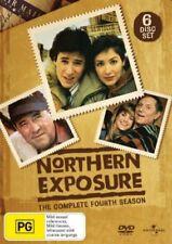 Northern Exposure : Season 4 (DVD, 2006, 6-Disc Set)