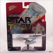 Star Trek Johnny Lightning Enterprise NCC-1701 Refit Battle Damage series 2
