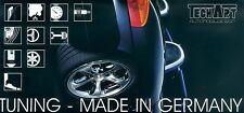 TechArt Porsche Tuning Prospekt ca 2003 folder brochure Sportwagen Auto Pkw car