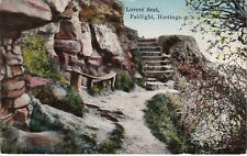 Lovers' Seat, Fairlight, HASTINGS, Sussex