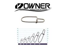 Owner Fishing Swivels & Snaps