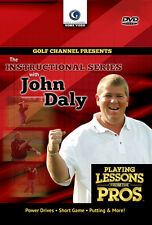 John Daly Golf Channel Presents Instructional Series with John Daly