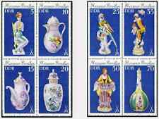 Timbres Arts Allemagne RDA 2127/34 ** lot 16570