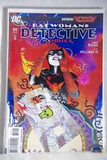 DC Comic Batwoman in Detective Comics  Issue #855