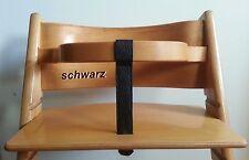 Öko ECHT Lederriemen kompatibel zu Stokke Tripp Trapp Schrittgurt Riemen Bügel.