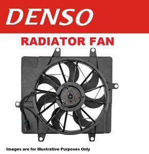 DENSO RADIATOR COOLING FAN for AUDI A3 Convertible 2.0 TDI 2008-2013