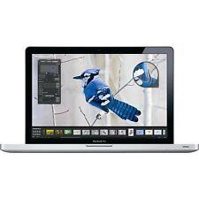 Apple MacBook Pro 15 Intel Dual Core 2.66GHz 4GB Ram 750GB HDD Aiport Mac OSX PC