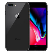 Apple iPhone 8 Plus - 64GB - Space Grey (Unlocked) A1864 (CDMA + GSM)