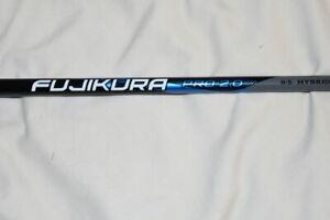 Fujikura Pro 2.0 8-S - Stiff Flex 87 gram Hybrid Shaft - PING Adapter