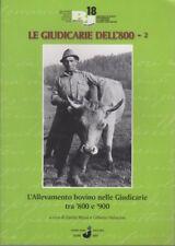 L'allevamento bovino nelle Giudicarie tra '800 e '900. Le Giudicarie dell'800; 2