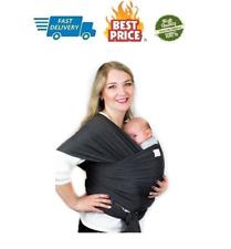 Portador De Bebé Recién Nacido Infantes Bebés Ligero Respirable Manos Libres