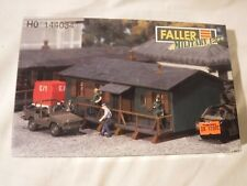 HO Scale Faller Military Hut # 144034