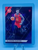 De'Andre Hunter 2019-20 PANINI CHRONICLES PURPLE /49 RECON ATLANTA HAWKS 🔥HOT📈