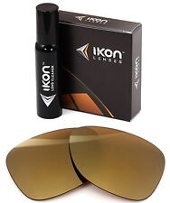 polarizzati IKON Lenti di ricambio per Ray-Ban ragazzo RB4147 60mm - 24k oro
