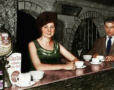 "Cilla Black at the cavern club 10"" x 8"" Photograph no 16"