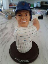 Sga David Wright New York Mets Bust Bobblehead Statue Figurine Captain America