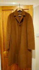 Alpaca 111 Mens Coat alpaca wool blend size L/XL