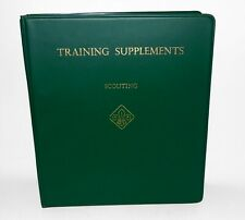 More details for training supplements scouting for patrol leaders boy scouts 1970s vintage manual