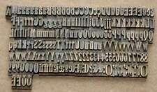 MESSING PRÄGESCHRIFT Buchbinden Vergolden bookbinding Buchbinder Messingschrift