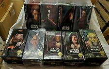 Sideshow Exclusives 1/6 Star Wars Figures NEW: Vader, Mace,Kit,Luke,Variety
