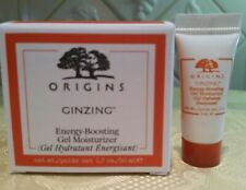 Origins GinZing Energy Boosting Gel Moisturizer 1.7oz + FREE .17oz Travel