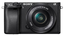 Sony Alpha ?6300 Mirrorless Camera