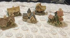 David Winter Cottages - Lot of 5 (3� - 5�)