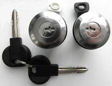 CITROEN Xsara 97-05 Picasso 99-05 Lockset Derecho Izquierda Barril De Cerradura de puerta con llaves