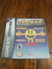 Sealed New Nintendo GameBoy Advance Game Pac-Man Collection Cartridge New