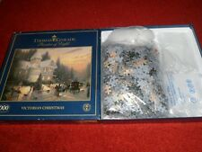 Collection THOMAS KINKADE - Painter of Light - 1000 Piece - VICTORIAN CHRISTMAS