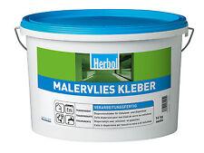 Herbol Malervlies Kleber Maler Vlieskleber 16 kg Renoviervlies Kleber