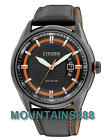 CITIZEN Eco-Drive Metal Watch, WR100, Low Charge Indicator, Date,Mens,AW1184-13E