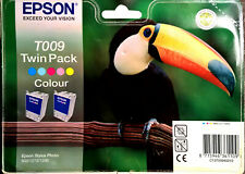 Original Epson T009, C13T00940210, Twinpack, Epson Stylus Photo 900, 1270, 1290