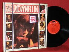 John Mayall Moving On Polydor LP Record 1972 SHRINK WRAP STICKER VG+ BLUES NICE