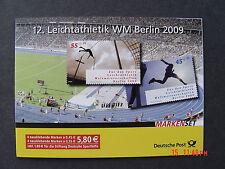 Bund * * MH 80 Leichtathletik WM Berlin 2009 - komplett -
