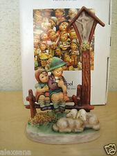 Goebel Hummel Figurine Hum #28/Ii Wayside Devotion Tm6 Germany 28/11 Mib $550