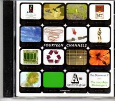 (DX116) Fourteen Channels, The Dominant 7 & The Jazz Arts Messengers - 2010 CD