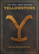 Yellowstone Season 1 2 3 Series One Two Three (kevin Costner Luke Grimes) DVD