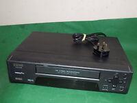 MATSUI VP9406 VCR VHS VIDEO CASSETTE RECORDER Vintage Black Fully Tested