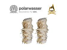 Polarwasser - 5kg Bio Anzünder aus Holzwolle und Wachs Kamin Ofen Grill Anzünder
