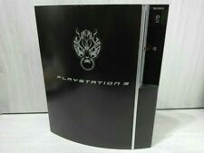 PS3 Playstation 3 Advent Children Console System limited ver. Japan 160GB EMS
