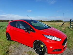 2012 FORD FIESTA  ST REP 1.6 ZETEC S THIS IS A MUST SEE CAR WOW
