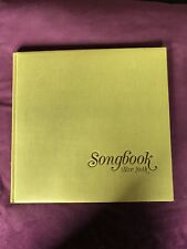 Songbook Alec Soth - First Edition Second Printing.