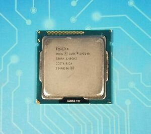 Intel Core i3-3240 3.4GHz Dual-Core SR0RH CPU Processor