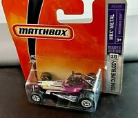 MATCHBOX 2006 DUNE BUGGY #18 MBX Metal Die-Cast Car  - In Blister Pack