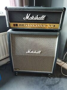 Marshall 1960AX 4x12 Cab ONLY - UPGRADED SPEAKERS - Celestion Heritage30 G12H UK