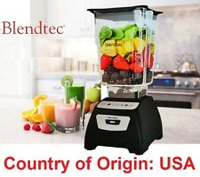 Blendtec Classic 570 Blender with The WildSide Wild Side Jar BRAND NEW & Sealed