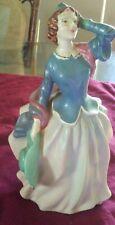 """LovelyCeramic Lady Figurine 7 1/4"""" """" Blythe Morning"""" Vintage"""