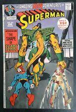 Superman #241 DC Comics 25 cent cover Brnze Age Neal Adams Cvr VG/FN 5.0 20% OFF